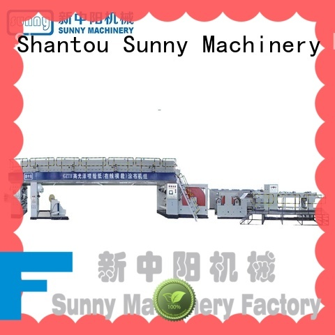 Sunny rewind extruder lamination machine customized for packaging