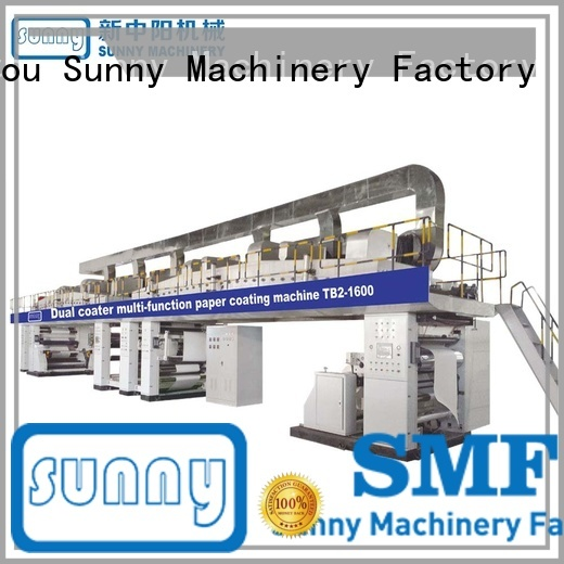 Sunny single extrusion coating machine supplier for packaging