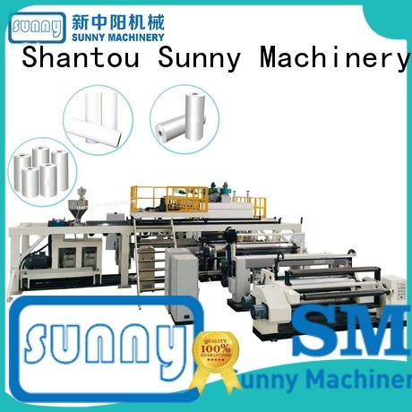 Sunny dual extrusion laminating machine customized for protection film