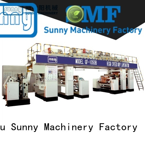 die extrusion lamination machine supplier for production Sunny