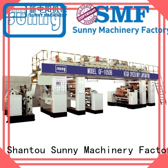 machine extrusion laminating machine manufacturer for laminating Sunny