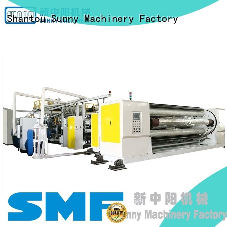 Sunny cm4500 cast film line manufacturer for factory