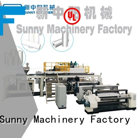 Sunny tdie extruder lamination machine wholesale for packaging