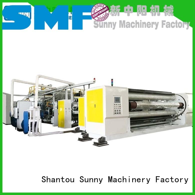 Sunny line cast film machine wholesale for factory