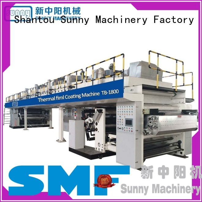 Sunny photo dry laminating machine supplier for laminating