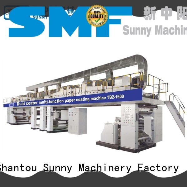 Sunny single extrusion lamination plant supplier for packaging