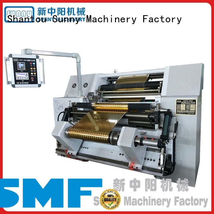 horizontal rewinder slitter quality customized for factory
