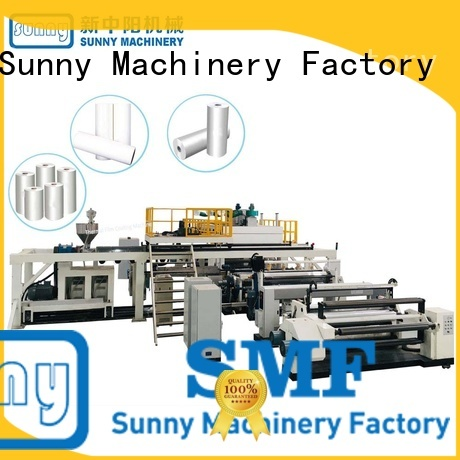 Sunny dual extruder lamination machine wholesale for production