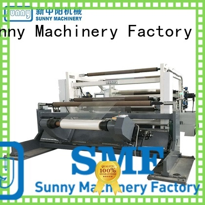 gdfq1850 slitting and rewinding machine ghj900a1 for factory Sunny