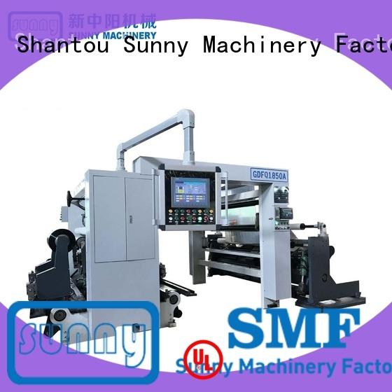 model duplex slitter rewinder quality for factory Sunny
