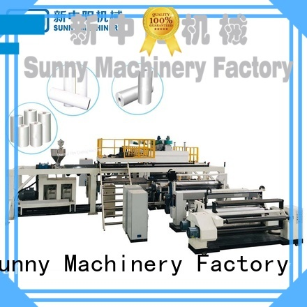 tdie lamination coating machine extrusion customized for protection film