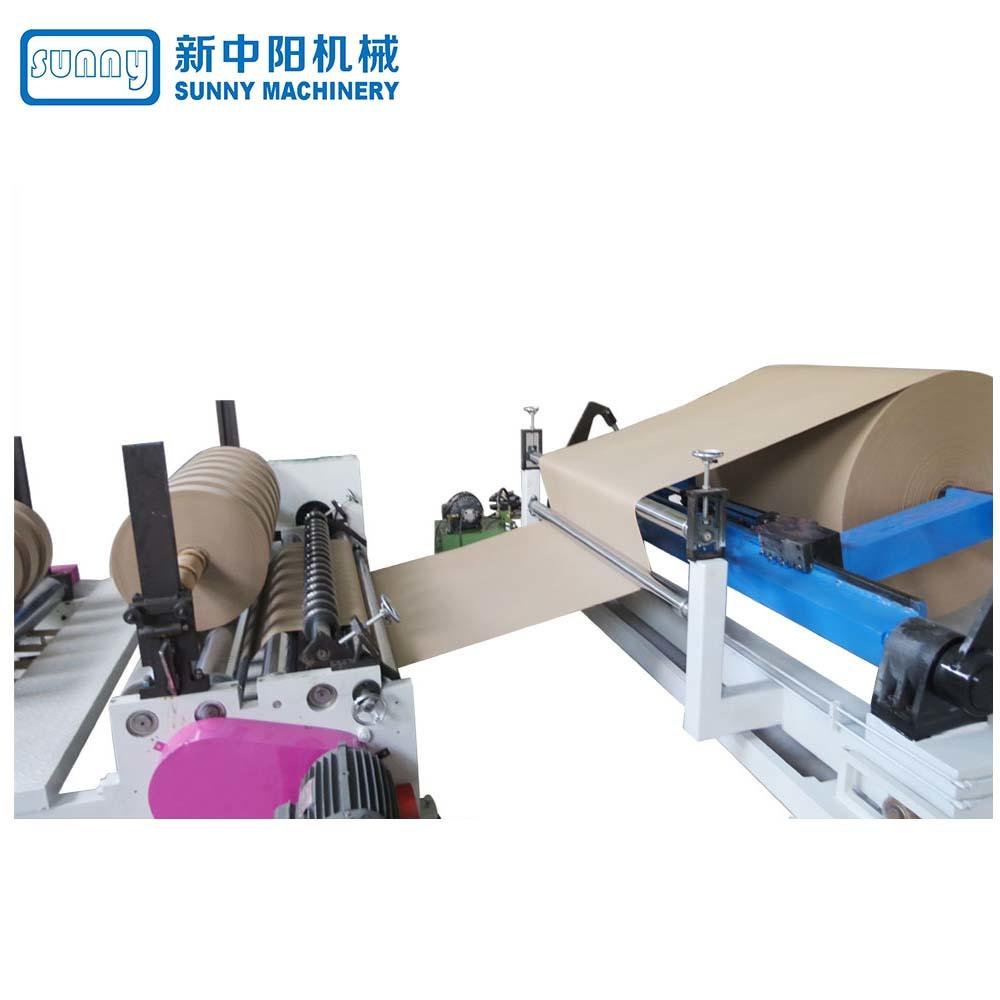 High Quality Jumbo Roll Paper Slitting Machine Model GDQZ2500