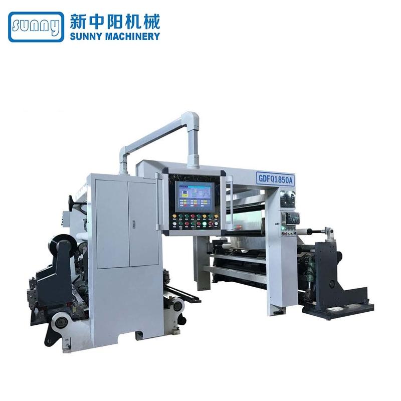 Sunny film slitter rewinder machine manufacturer for sale