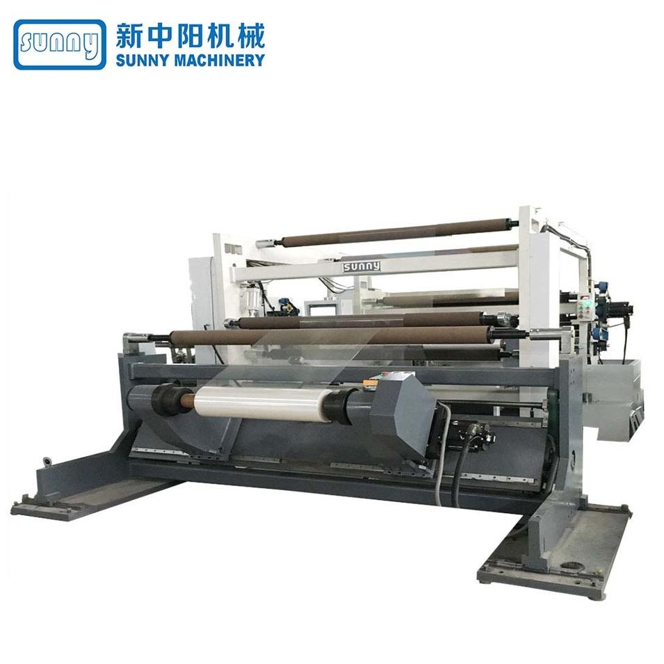 High Speed Rewind Slitting Machines Model GDFQ1800