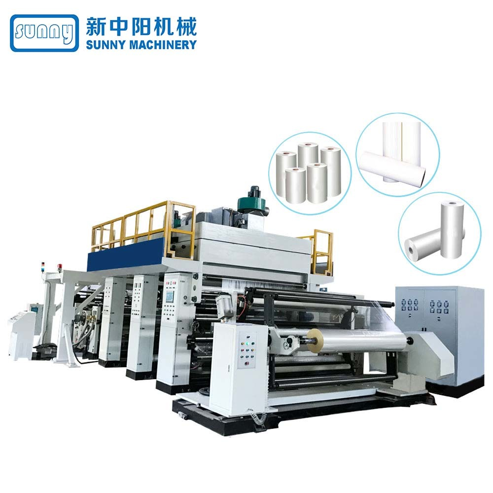 Single-screw Single T-DIE Extrusion Coating Machine