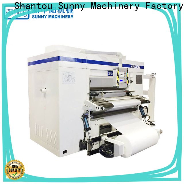 high quality slitter rewinder film customized for sale