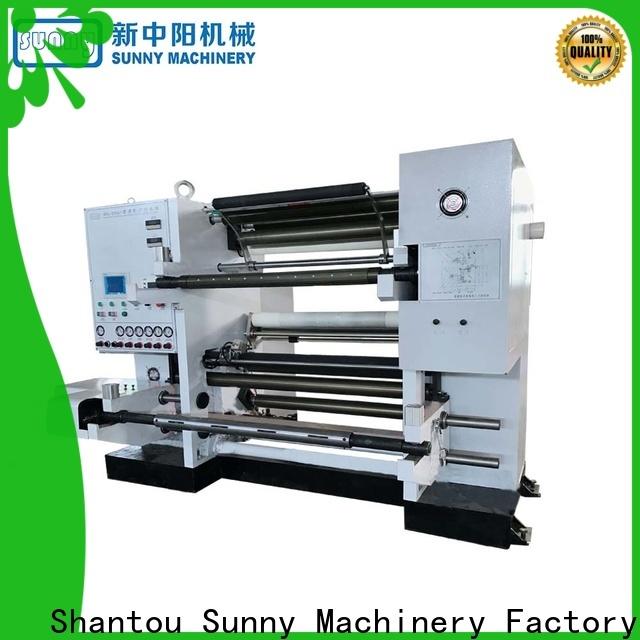digital slitter rewinder machine film wholesale bulk production