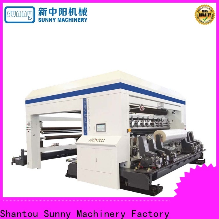 digital slitting rewinding machine film customized for sale