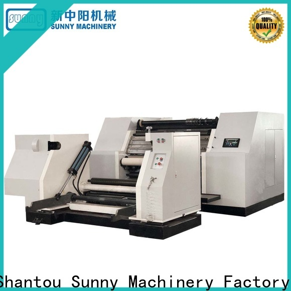 thermal slitting and rewinding machine quality manufacturer for factory