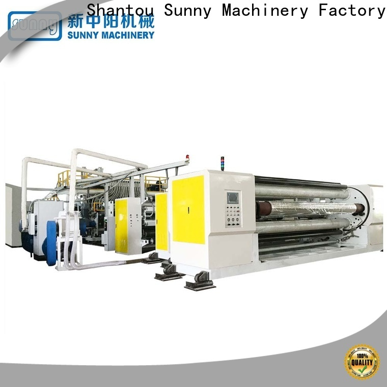 Sunny embossing cast film machine wholesale for protection film