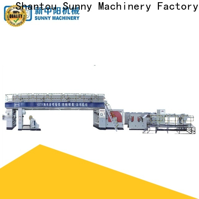 tdie extrusion lamination plant tb1300 manufacturer for protection film