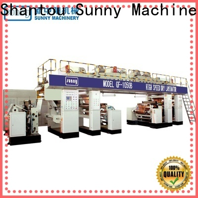single extrusion laminating machine coating customized for laminating