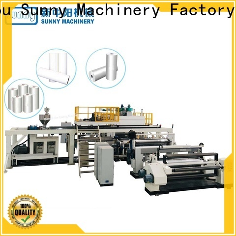 Sunny machine extrusion coating lamination wholesale for packaging