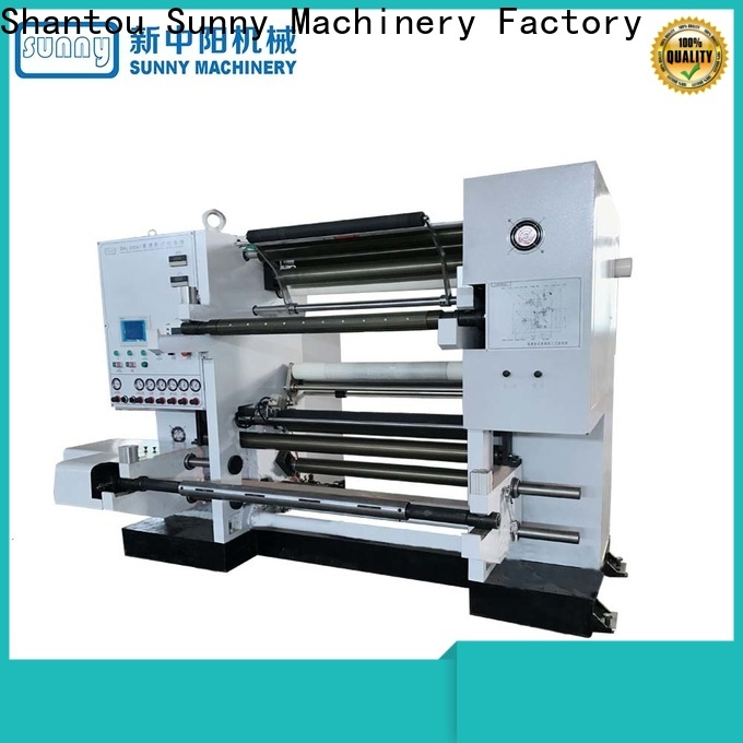 jumbo slitting rewinding machine gantry manufacturer bulk production