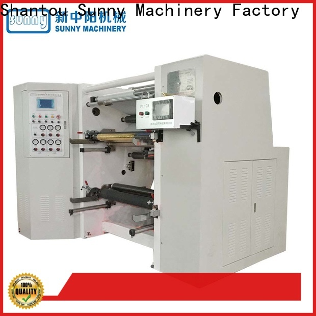 Sunny high speed rewinding machinery wholesale at discount
