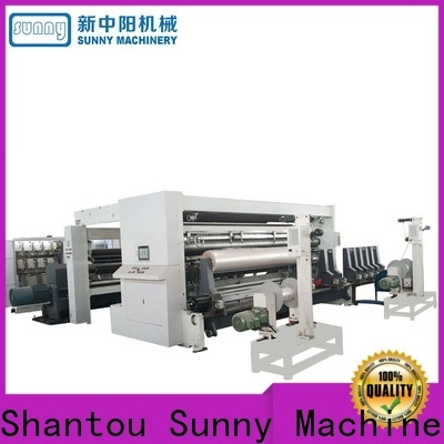 high quality slitting rewinding machine line wholesale for factory