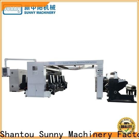 Sunny model slitter rewinder machine wholesale at discount