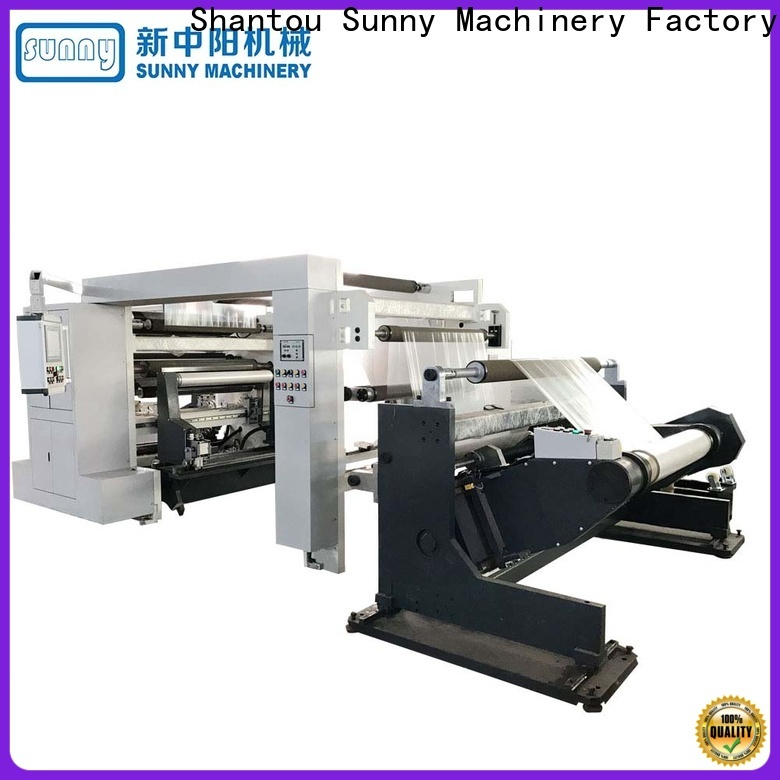 Sunny rewinder slitter machine gdfq1100 wholesale at discount