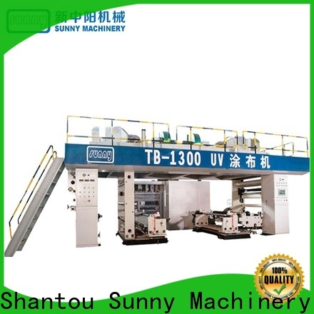 single extrusion lamination plant dual customized for protection film
