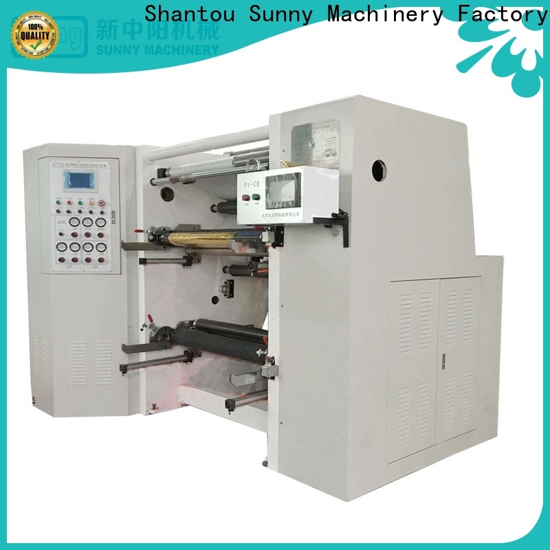 high quality rewinder slitter roll customized for sale