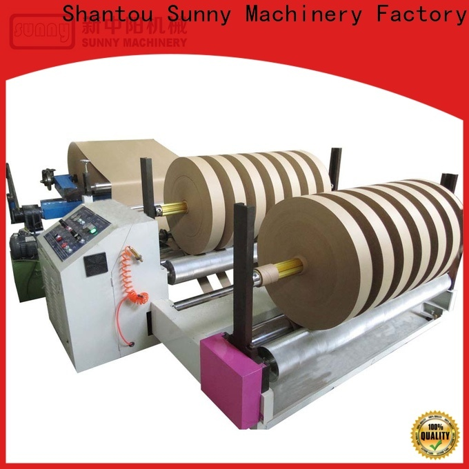 Sunny digital rewinder slitter machine manufacturer for sale