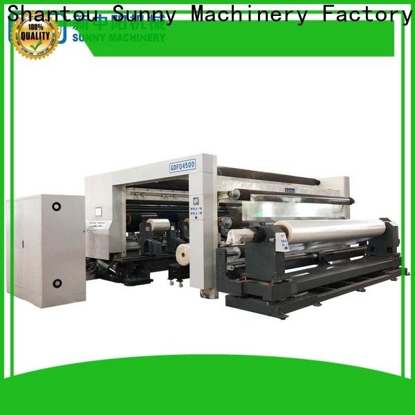 Sunny digital slitter rewinder wholesale for production