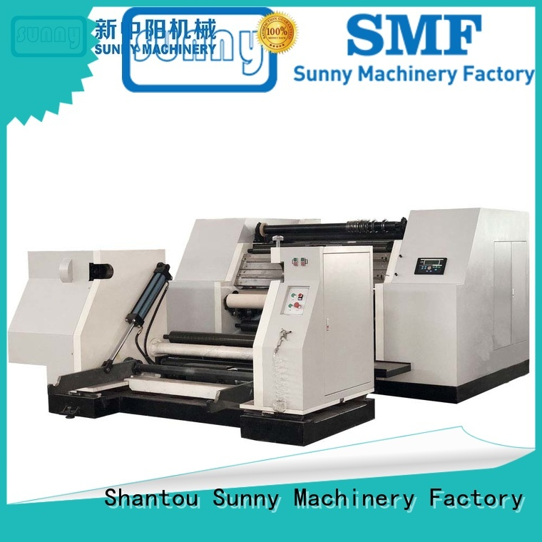 high quality rewinding machinery wholesale for factory