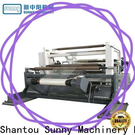 Sunny Sunny slitter rewinder machine manufacturer for factory