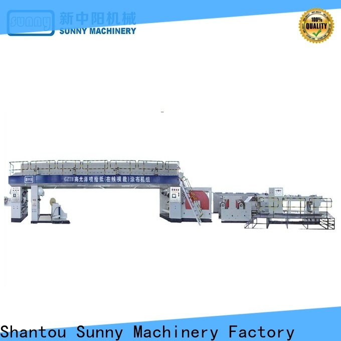 tdie dry laminating machine coating manufacturer for factory