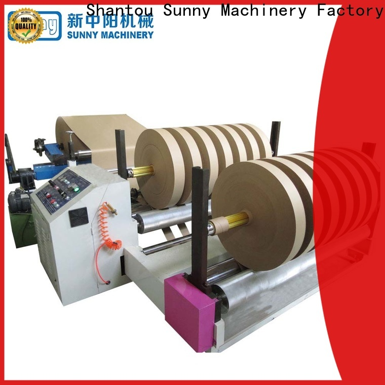 Sunny low cost slitter rewinder machine customized for production