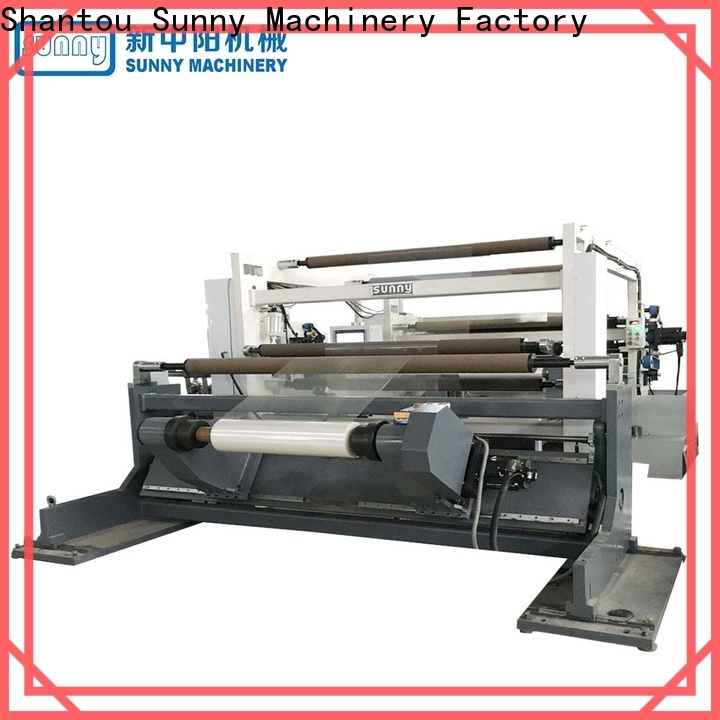 Sunny thermal slitting machines customized for production