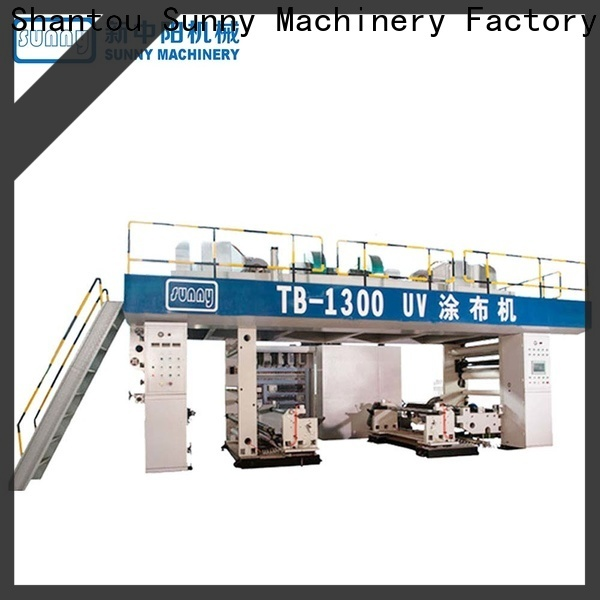 Sunny dual extrusion laminating machine supplier for protection film
