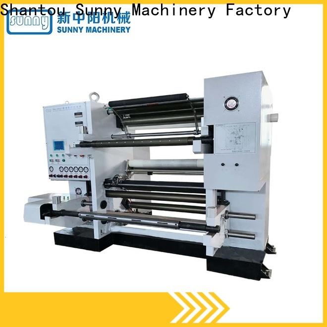 Sunny model slitter rewinder machine wholesale for sale