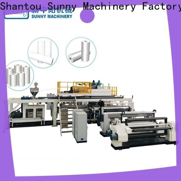 Sunny coater lamination coating machine wholesale for protection film