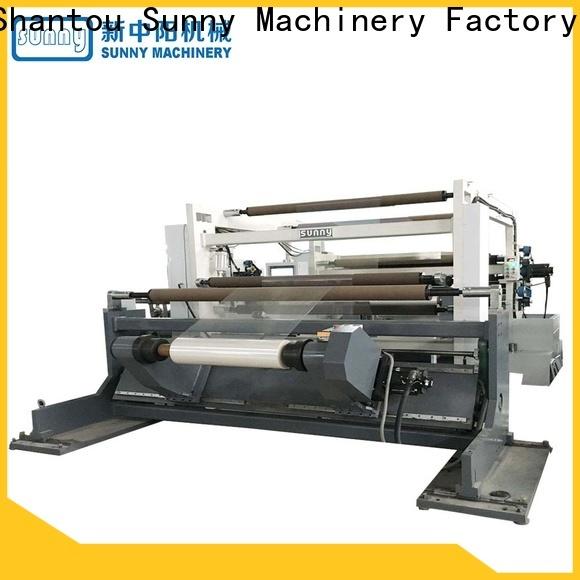 Sunny ghj900a1 slitter rewinder supplier bulk production