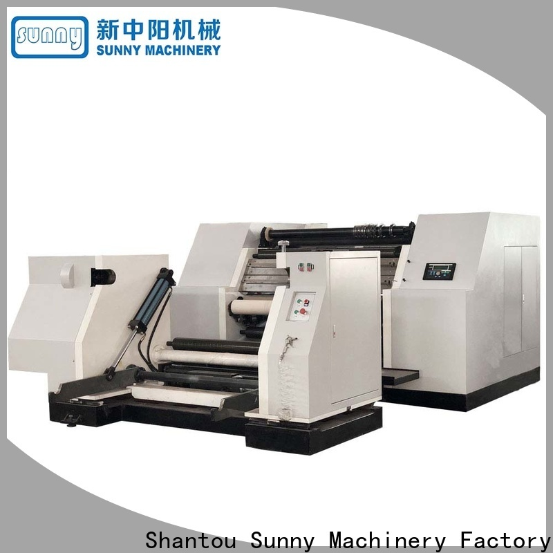 Sunny ghj900a1 slitting machines supplier for production