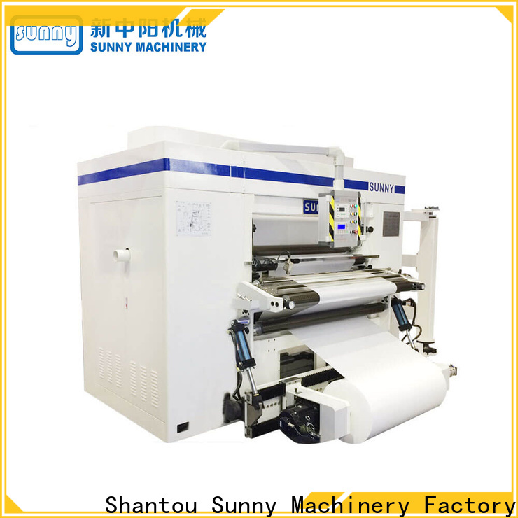 thermal rewinder slitter gantry customized bulk production