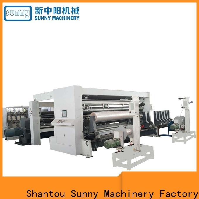 thermal rewinder slitter machine gantry wholesale for sale