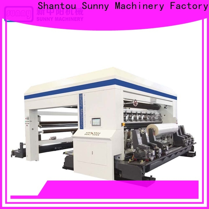 Sunny digital rewinding machinery wholesale at discount