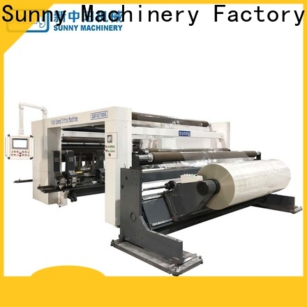Sunny digital rewinding machinery supplier for factory